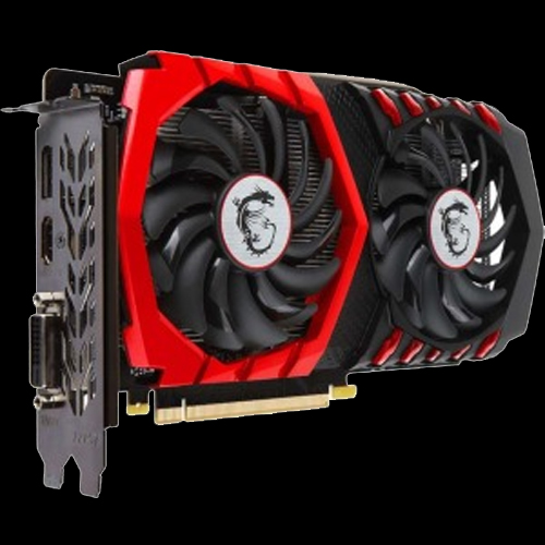 MSI Gaming X GeForce GTX 1050 Ti Graphics Card
