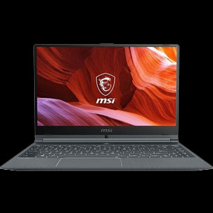 "MSI Modern 14 14"" Laptop Intel Core i5-10210U 8GB RAM 512GB SSD Carbon Gray"