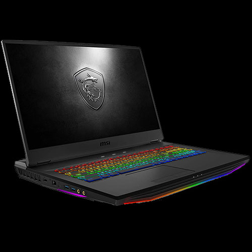 "MSI GT76 TITAN DT GT76 Titan DT 10SGS-055 17.3"" Gaming Notebook"