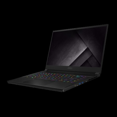 "MSI GS66 Stealth 15.6"" Gaming Laptop Intel Core i7-10875H 16GB RAM 512GB SSD RTX 2060 6GB 240Hz"