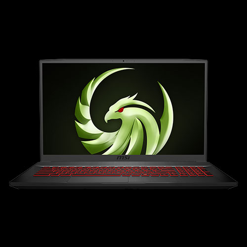 "MSI Bravo 17 17.3"" 144Hz Gaming Laptop AMD Ryzen 7-4800H 16GB RAM 512GB SSD Radeon RX5500M"