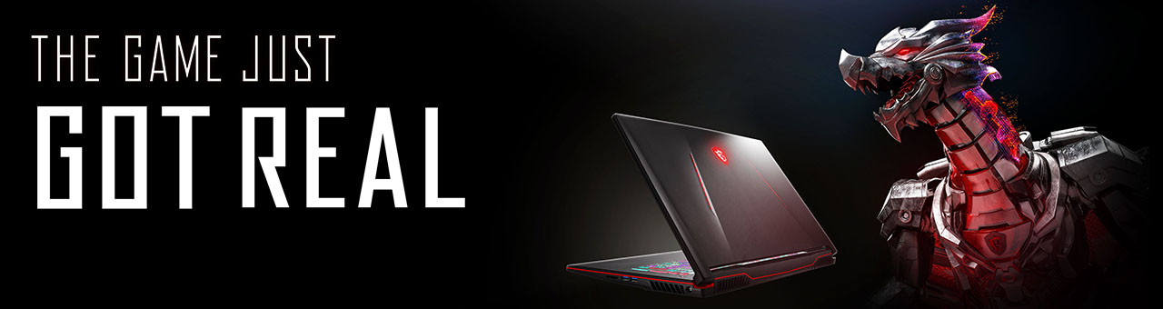 MSI General Refresh  Dragon