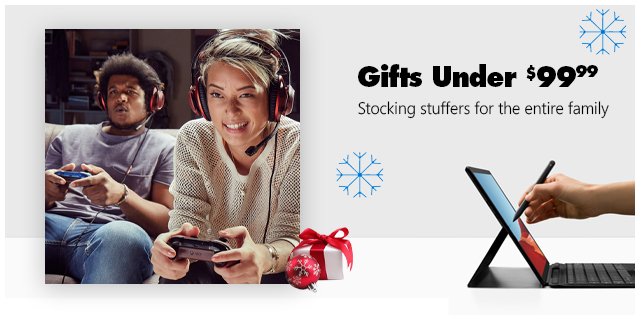 Ant Holiday Gift Guides Under99 .11.25 Banner 01