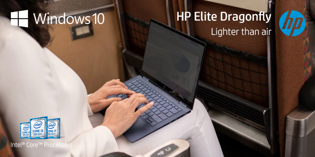 Hp Home Notebooks Elite Dragonfly  Banner 01