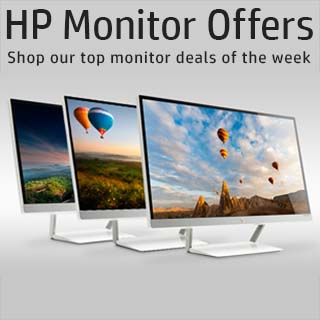 HP Commercial Monitors