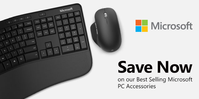 Microsoft Accessories Save On Select May  Feature 01