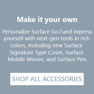 Microsoft Surface Go2 Bundle02  Make It Your Own