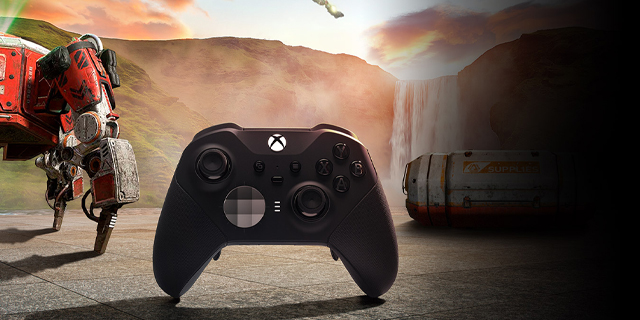 Microsoft Xbox One Controllers Landing Page  Tile 01