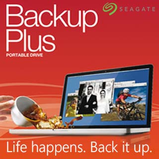 Seagate Backup